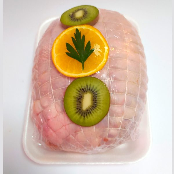 Pollo relleno al horno. Pollería online, envío domicilio