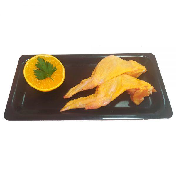 Comprar alitas de pollo de corral. Pollería online, envío a domicilio